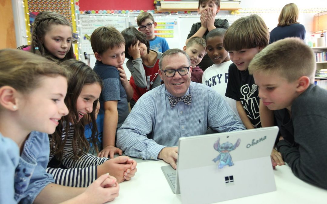 """A Look Inside The Classroom: How To Encourage Disruptive Learning By Saying """"Yes"""""""